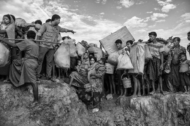 L'eterna fuga dei rohingya