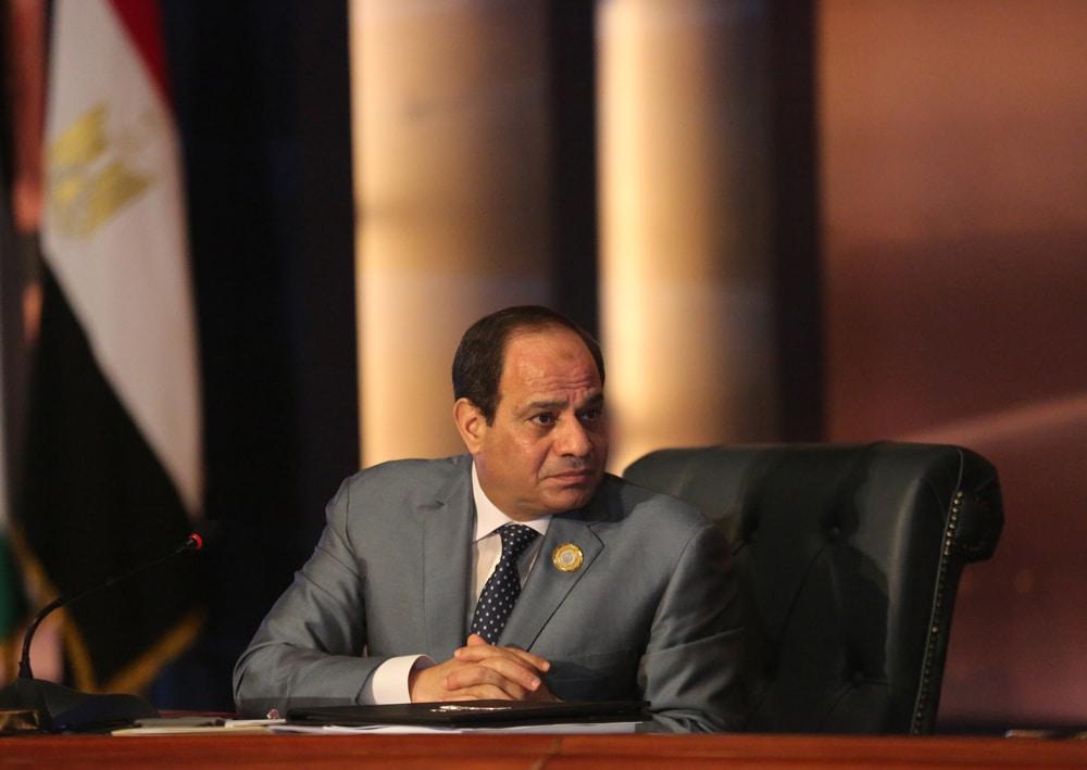 Al-Sisi:
