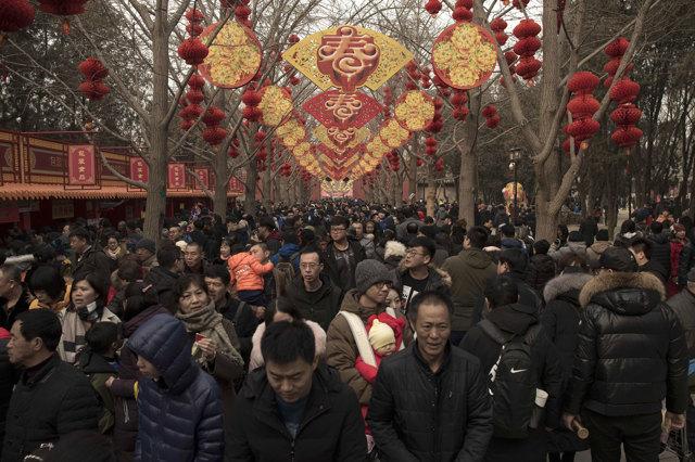 Il mio spettrale capodanno a Pechino