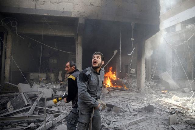 In Siria le stragi non fermeranno la guerra
