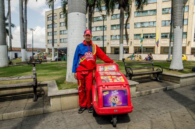 I colombiani devono imparare l'arte dell'accoglienza
