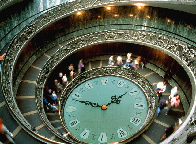 In effetti il tempo è denaro e va investito bene