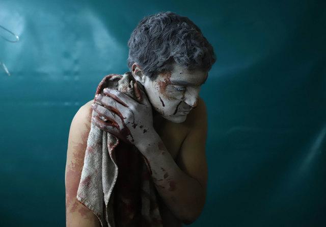 Il coraggiodei giovani fotografi siriani