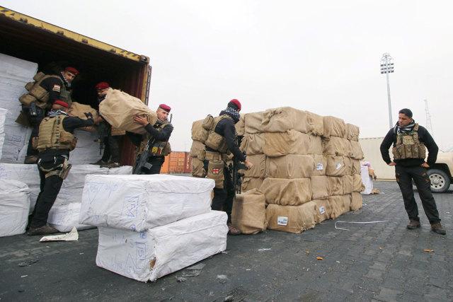 L'Iraq è la nuova rotta del mercato della droga