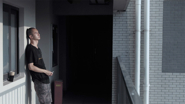Federico Francioni racconta una scena di The first shot