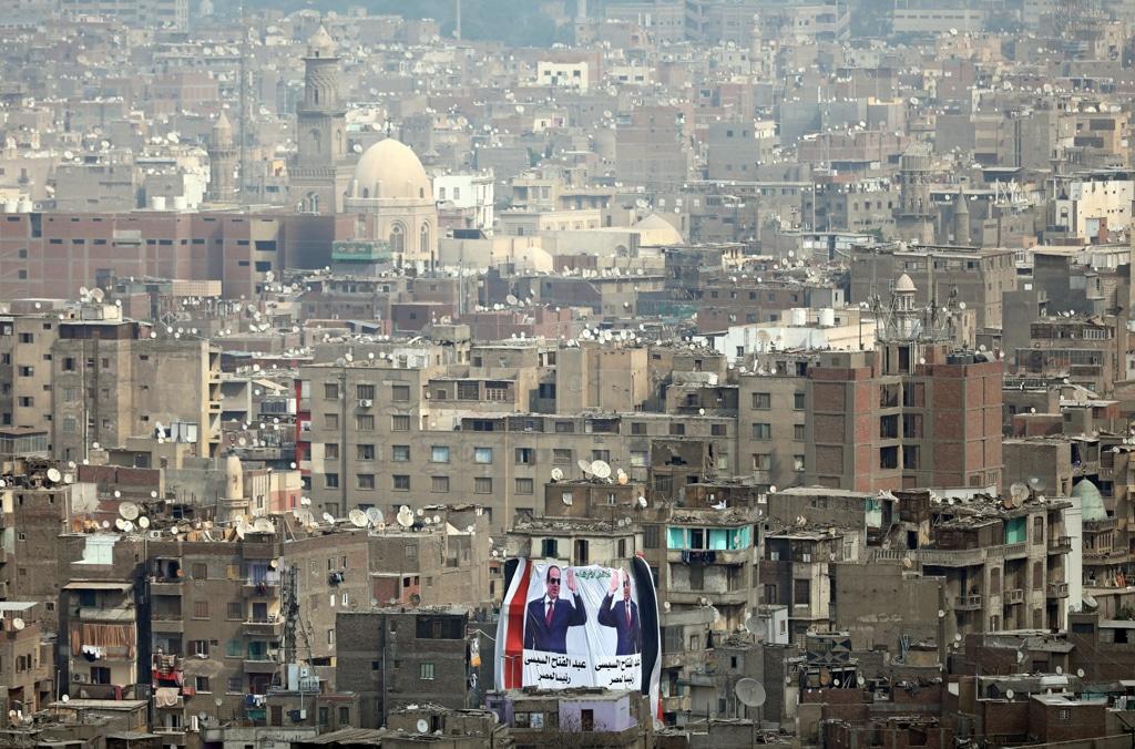 Egitto: tv, 'presidenziali vinte da Sisi con 40% affluenza'