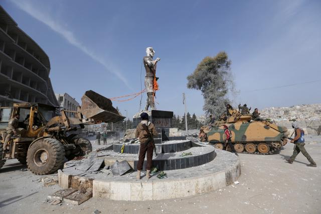 Cosa farà la Turchia in Siria dopo Afrin