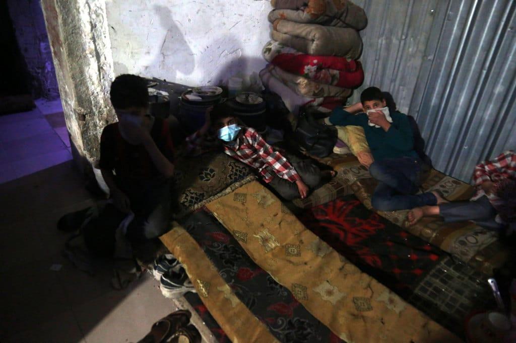 Siria, allerta sulle rotte aeree del Mediterraneo: