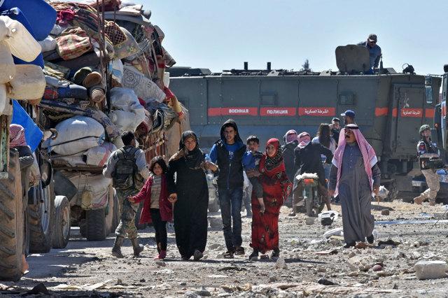 In Siria non uccidono solo le armi chimiche