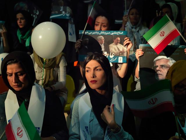 L'Iran invisibile di Newsha Tavakolian