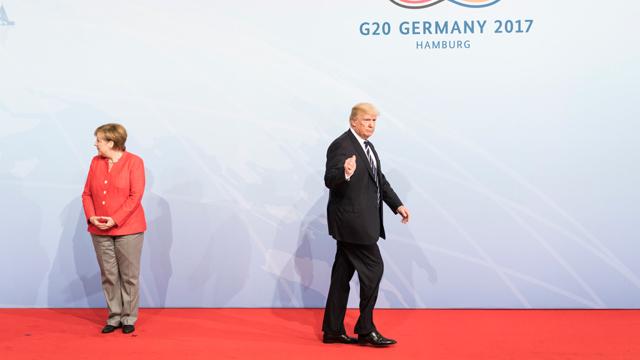 L'impossibile divorzio tra Europa e Stati Uniti