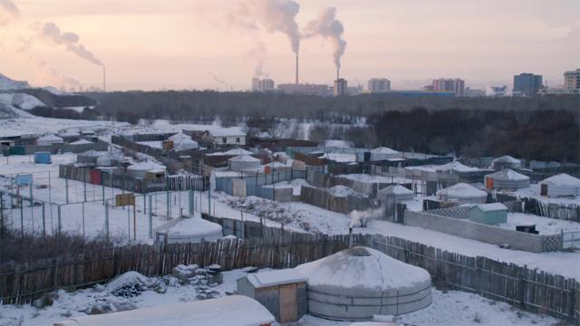 I danni del cambiamento climatico in Mongolia sono già visibili