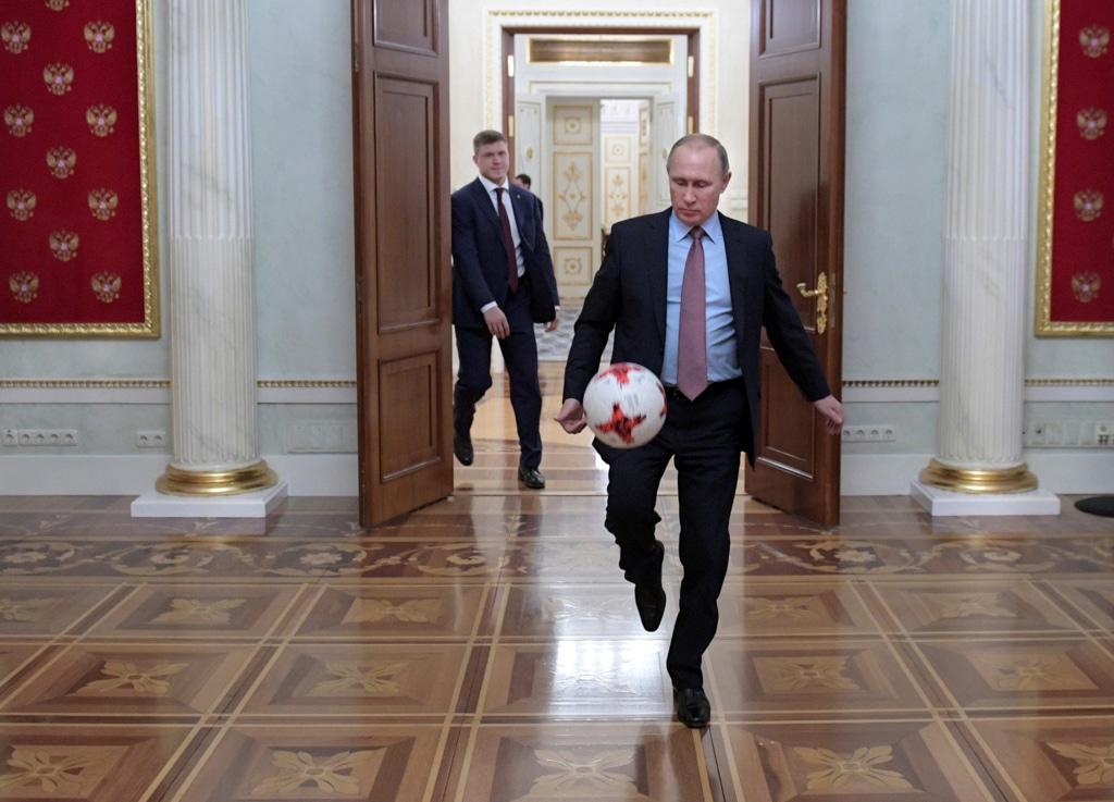 Putin dà via al Mondiale: