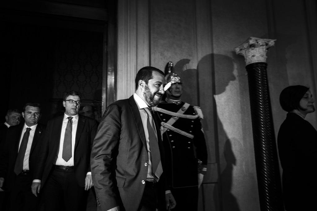 Salvini vuole fermare anche le navi di riso: