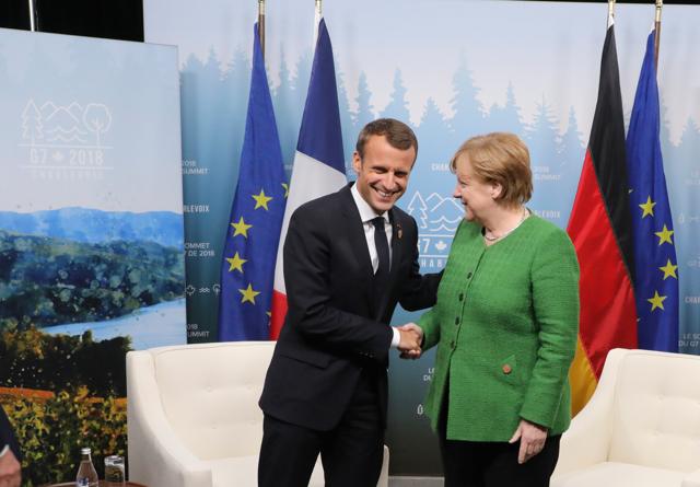 Francia e Germania cercano una nuova intesa per l'Europa