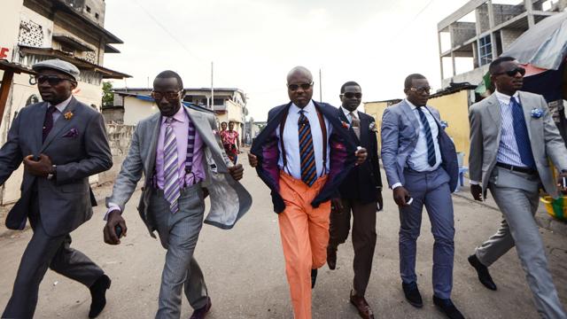 In Congo l'eleganza è un'arte per interpretare il mondo