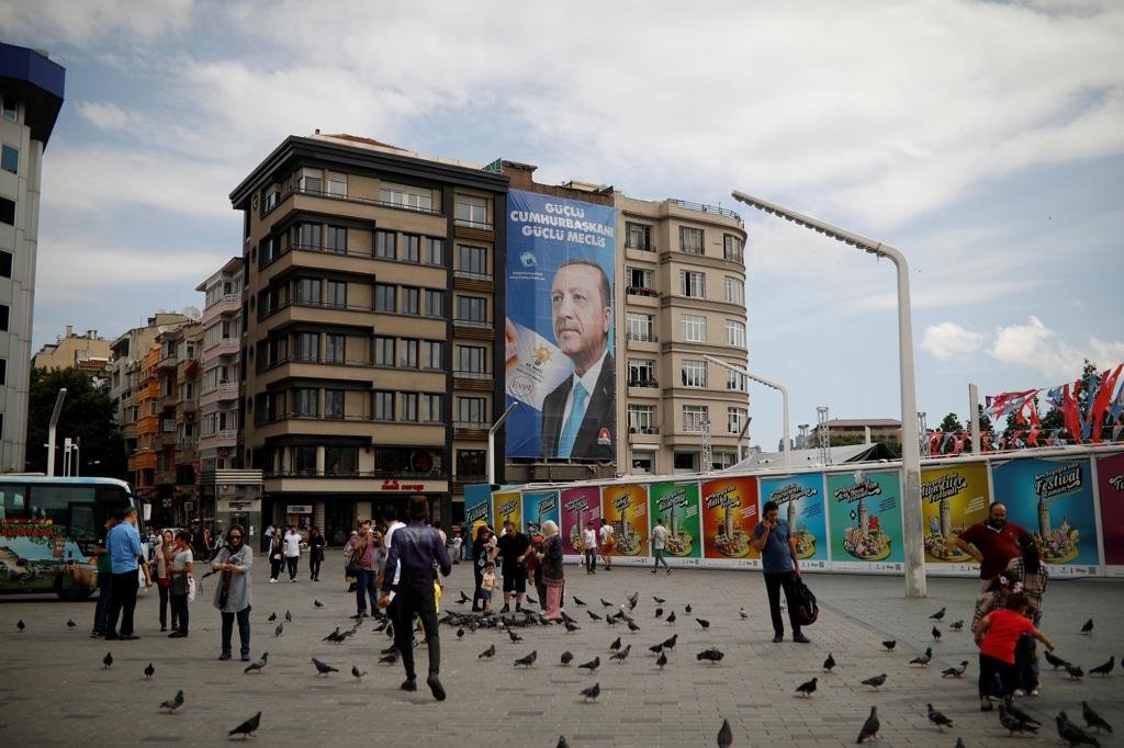 Commissione elezioni, vittoria a Erdogan
