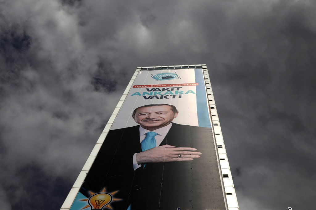 Elezioni Turchia, dati parziali: