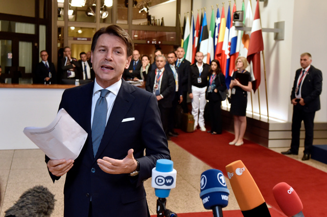 Risultato immagini per leader europei