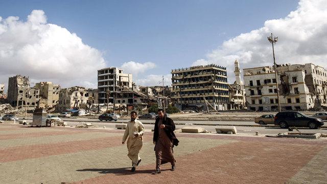 C'era una volta un'altra Libia