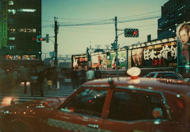 Le polaroid di Wim Wenders