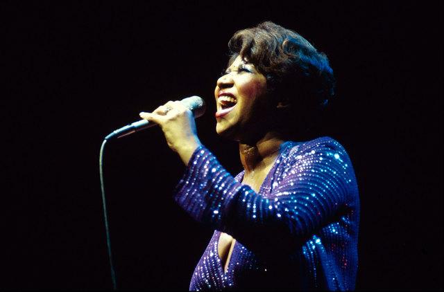 La voce eterna di Aretha Franklin
