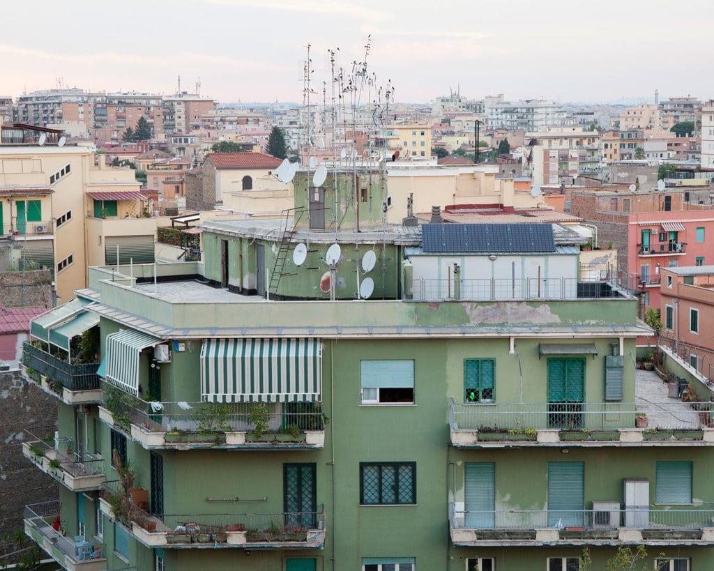 Pigneto, Roma, luglio 2018. - Valeria Scrilatti per Internazionale, Contrasto