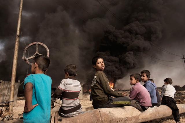 Cosa resta di Mosul dopo la caduta del gruppo Stato islamico