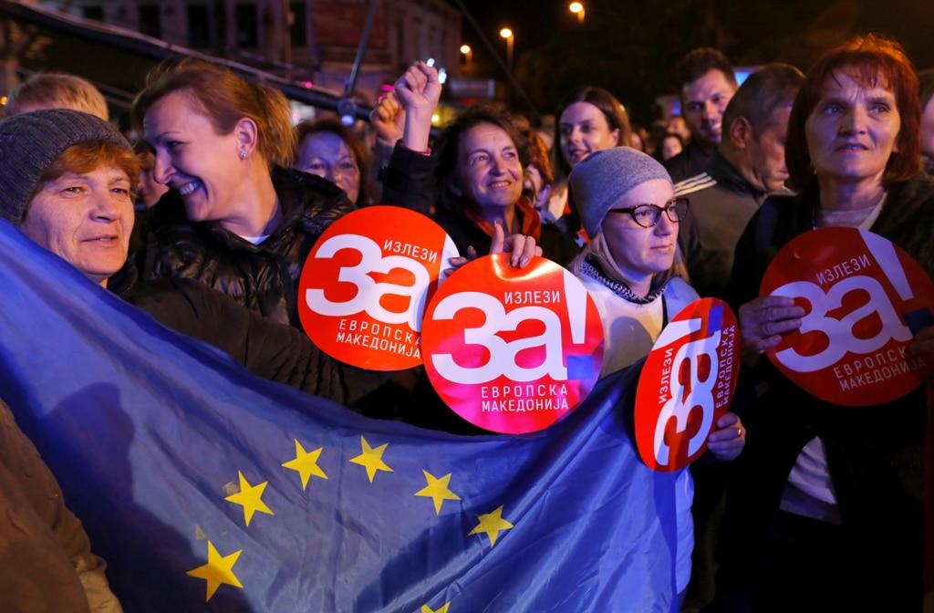Macedonia, flop referendum. Ma il premier: