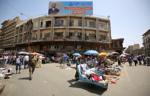 Migliaia di iracheni si candidano al governo