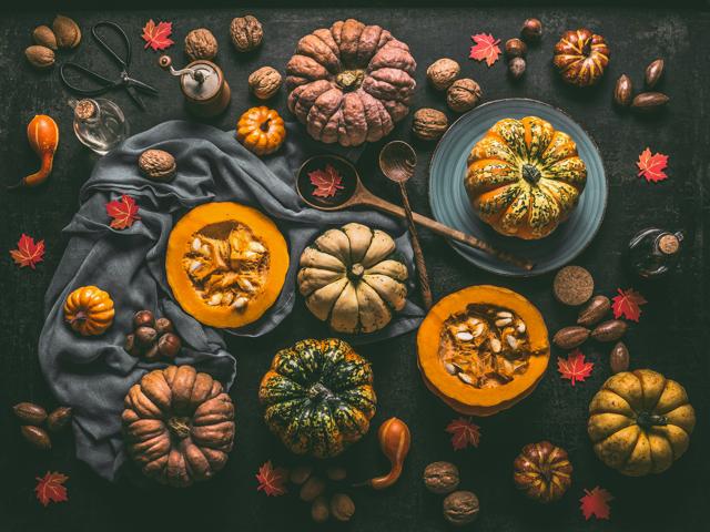Zucca Halloween Essiccare.Come Gustare La Dolcezza Della Zucca Rachel Roddy Internazionale