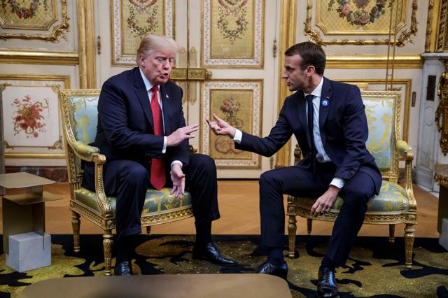 Il nuovo capro espiatorio di Donald Trump