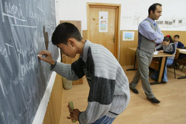 I bambini che cambieranno la Romania