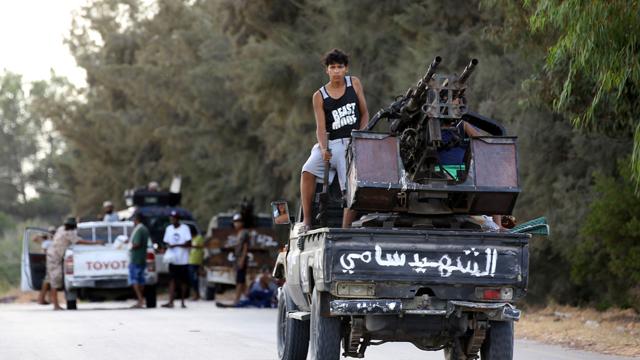 A Tripoli è cominciata la resa dei conti tra le milizie