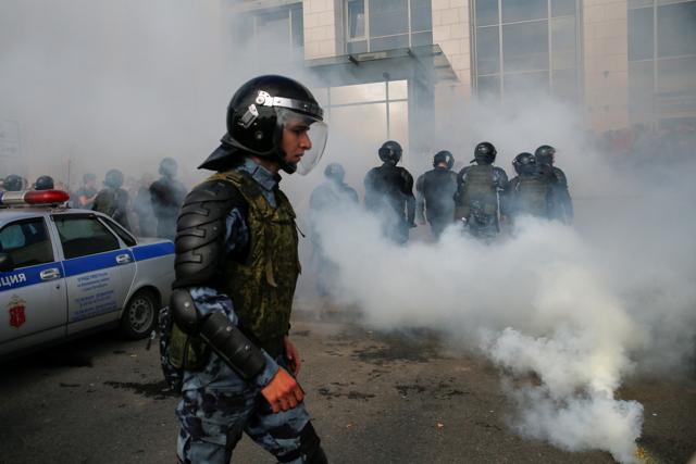 La Russia vuole la guida dell'Interpol