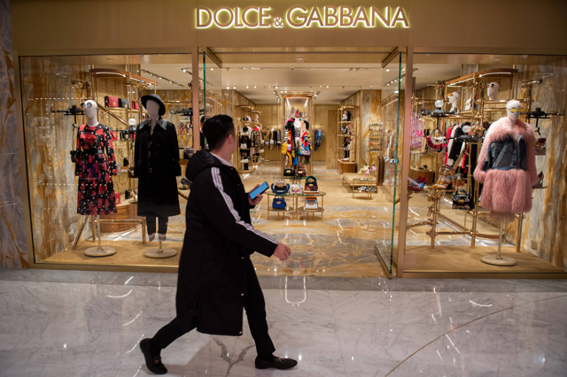 Lezione di marketing per Dolce&Gabbana