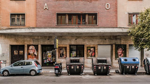 La crisi del cinema in Italia va in onda su Netflix