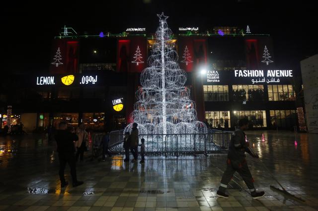 Natale a Baghdad
