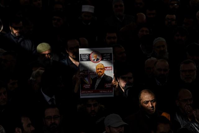 Un mondo di giornalisti in pericolo come Jamal Khashoggi