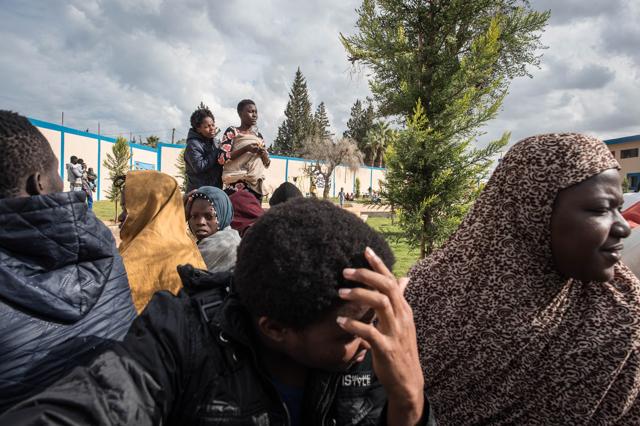 La realtà che i politici libici vogliono nascondere