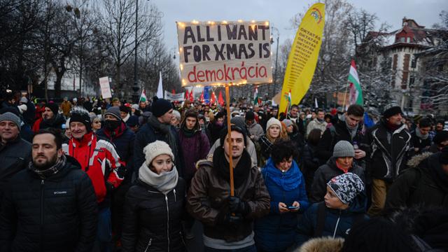 Tre lezioni dalle proteste ungheresi