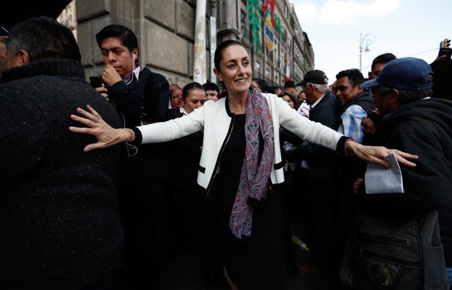 Chi è Claudia Sheinbaum, la nuova sindaca di Città del Messi