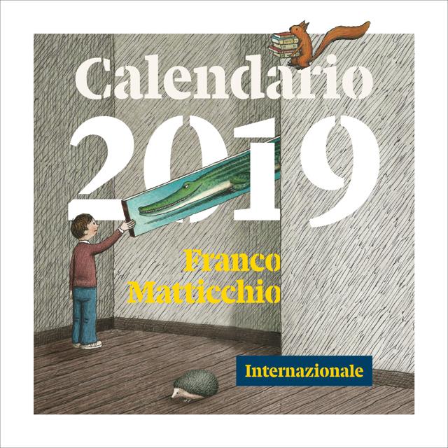 Calendario Internazionale.Il Calendario Di Franco Matticchio Internazionale