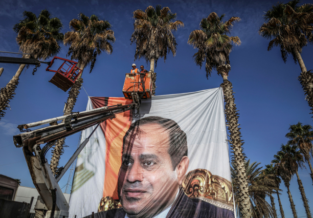 La Cbs dà una lezione di libertà di stampa al presidente egiziano