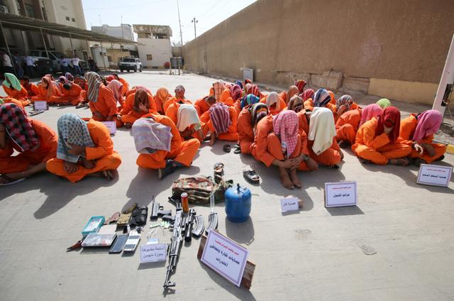 A chi serve il narcotraffico in Iraq