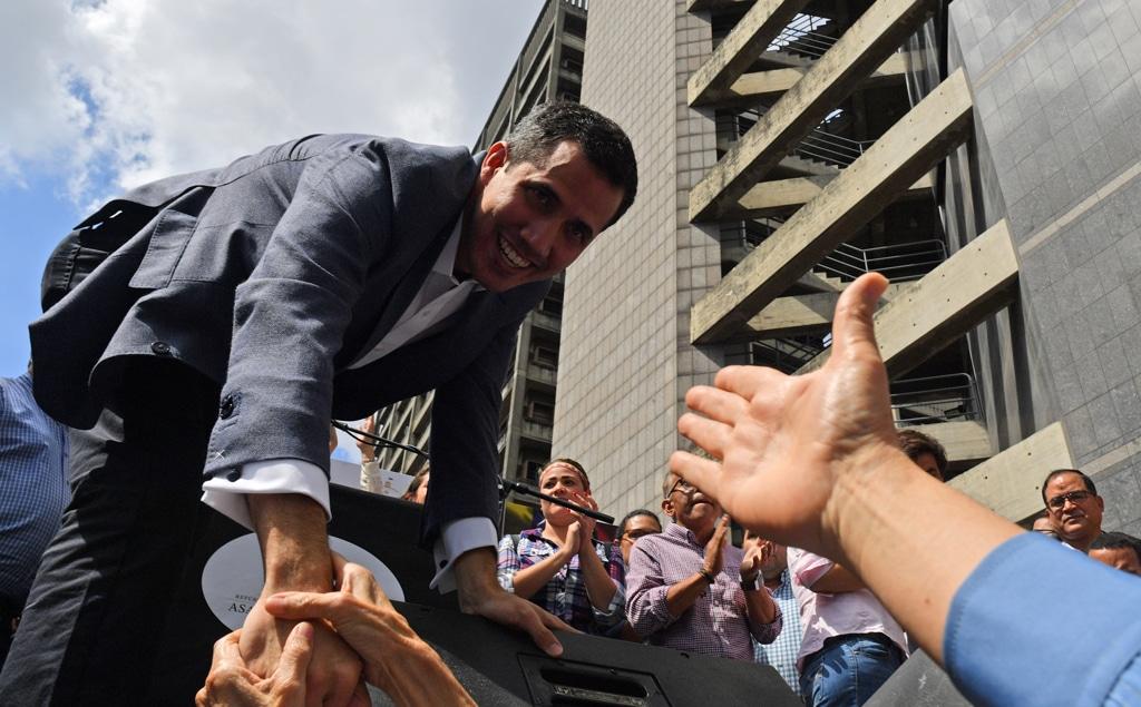 Maduro: pronto ad incontrare capo dell'opposizione parlamentare Guaidò