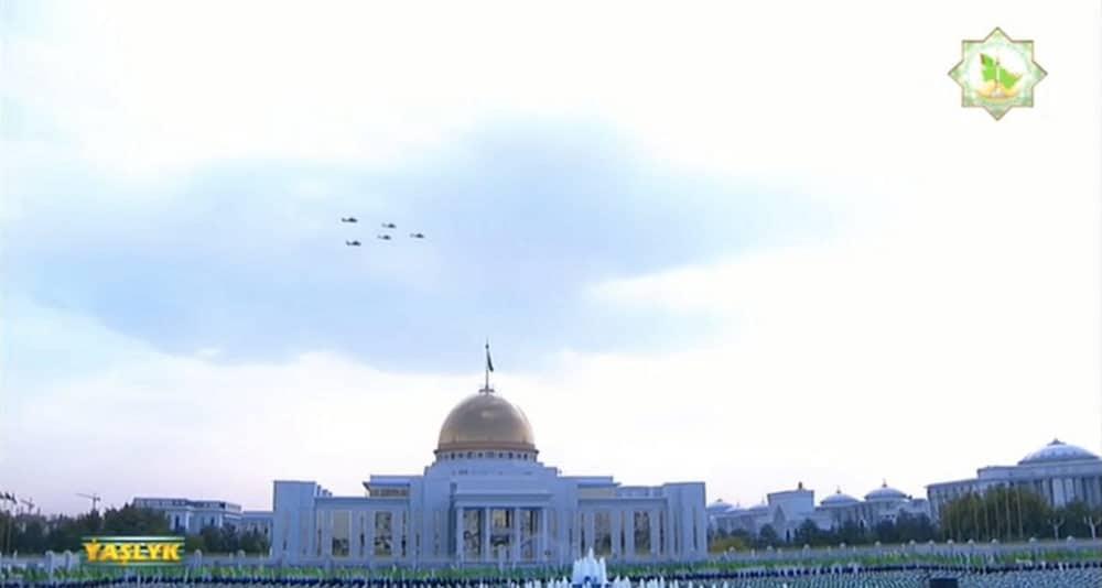 Ashgabat. - Yaslik