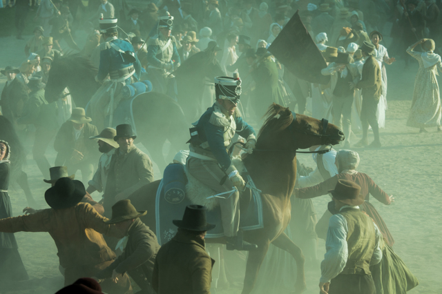 Peterloo e gli altri film del weekend