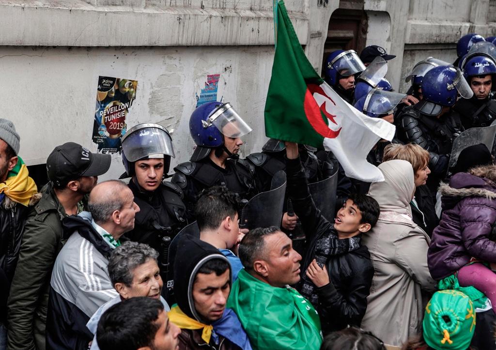 L'esercito algerino