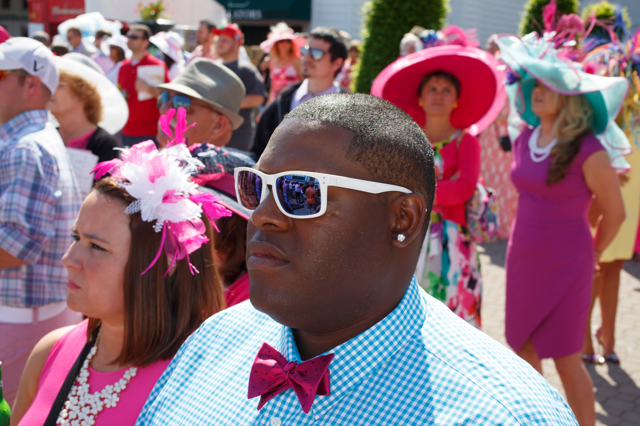 Il Kentucky derby a Louisville, Stati Uniti, 2015. - Martin Parr, Magnum/Contrasto